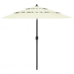 vidaXL Enfriador, humidificador y purificador de aire 3 en 1 60 W