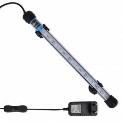 vidaXL Lámpara colgante con 85 cristales negros