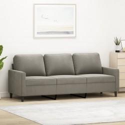 Lámpara colgante de techo, blanca con 85 cristales