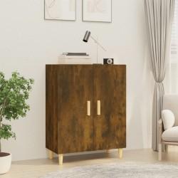 vidaXL Estantería de libros/mueble TV aglomerado negro 36x30x143 cm