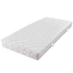 vidaXL Estantería librería de aglomerado blanco 97,5x29,5x100 cm