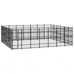 vidaXL Armario de aglomerado blanco 50x50x200 cm