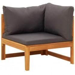 vidaXL Armario de oficina de aglomerado negro 60x32x190 cm
