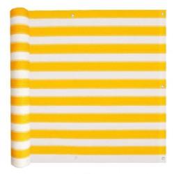 vidaXL Soporte para pantalla aglomerado blanco brillante 100x24x13 cm