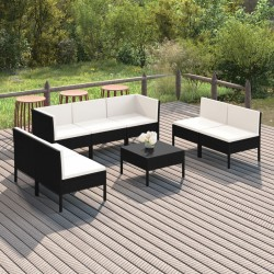 vidaXL Estantería para CD de aglomerado color roble Sonoma 21x16x88 cm