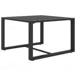 vidaXL Divisor de espacios/estantería aglomerado blanco 110x24x110 cm