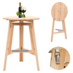 vidaXL Escritorio con estantes aglomerado blanco 110x45x157 cm