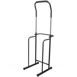 vidaXL Escritorio con estantes aglomerado roble Sonoma 110x45x157 cm
