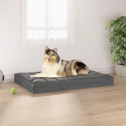 vidaXL Escritorio con estantes aglomerado blanco brillo 110x45x157 cm