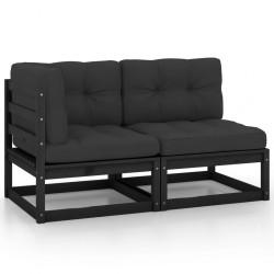 vidaXL Escritorio de aglomerado color blanco roble Sonoma 110x60x73 cm