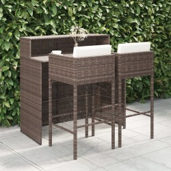 vidaXL Armario de aglomerado gris hormigón 90x52x200 cm