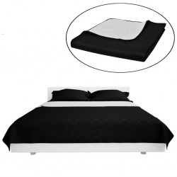 500 g/m² Bata de algodón unisex de color azul, talla M