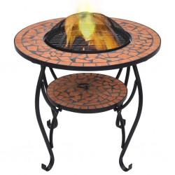 vidaXL Estantería 5 niveles aglomerado gris 60x30x189 cm
