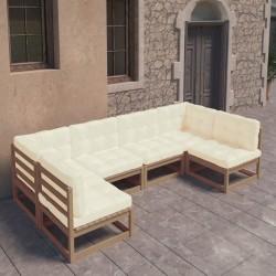 vidaXL Bicicleta sin pedales de madera azul