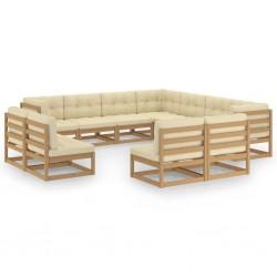 vidaXL Perro de peluche marrón 120 cm