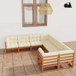 vidaXL Kart con pedales asiento ajustable azul