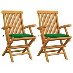 vidaXL Kart con pedales rojo