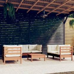 vidaXL León de peluche grande marrón XXL