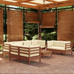 vidaXL Kart de pedales con neumáticos negro