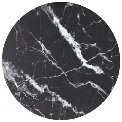 vidaXL Coche correpasillos Fiat 500 blanco