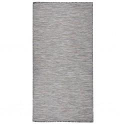vidaXL Coche correpasillos Fiat 500 rosa