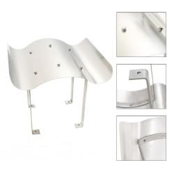 vidaXL Banco de ejercicios y musculación casero