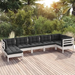 Mini-escalera negra para el spa