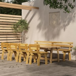 vidaXL Soporte cuandrado para blancos de tiro + 100 dianas de 14 cm
