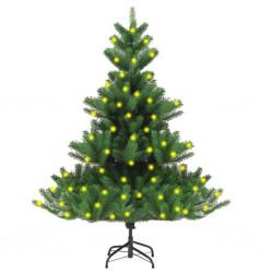 vidaXL Organizador de herramientas de garaje de pared azul y rojo