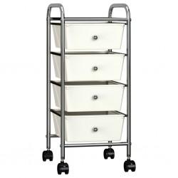 vidaXL Chaleco salvavidas 50 N 30-50 kg rojo