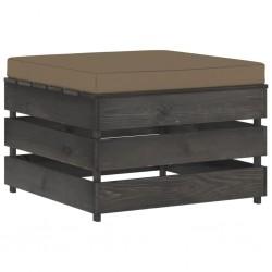 vidaXL Cuerda marina de polipropileno 14 mm 50 m blanca