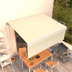 vidaXL Cuerda marina de polipropileno 8 mm 100 m roja