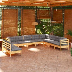 vidaXL Cuerda marina de polipropileno 12 mm 50 m roja