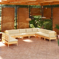 vidaXL Cuerda marina de polipropileno 14 mm 50 m roja