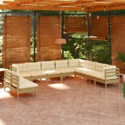 vidaXL Cuerda marina de polipropileno 10 mm 50 m azul
