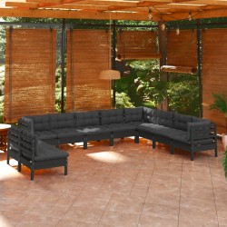 vidaXL Cuerda marina de polipropileno 12 mm 50 m azul