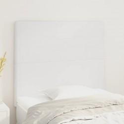 vidaXL Juego de 3 maletas rojas