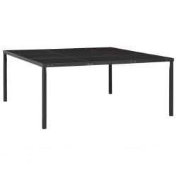 vidaXL Juego de 3 maletas blandas rojas