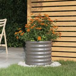 vidaXL Cerdo de peluche de pie rosa XXL