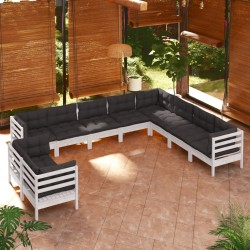 vidaXL Remolque de bicicleta para niños gris y azul 30 kg