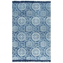 vidaXL Tienda de campaña con vigas hinchables 320x170x150/110 cm azul