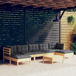 vidaXL Juego de tabla de paddle surf hinchable azul y blanco