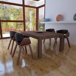 vidaXL Bicicleta estática X-Bike resistencia de cinta roja