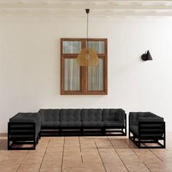 vidaXL Manguera de piscina con abrazaderas azul 38 mm 6 m