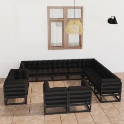vidaXL Remolque de bicicleta de mascotas y carrito 2 en 1 rojo y negro