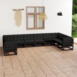 vidaXL Remolque para bicicletas/carro de mano 155x61x83 cm acero azul