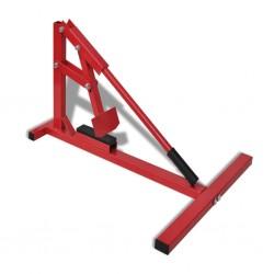 Happy Hop Castillo hinchable con tobogán 330x230x230 cm PVC