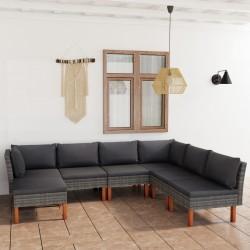 vidaXL Casa de juegos de niños de madera verde