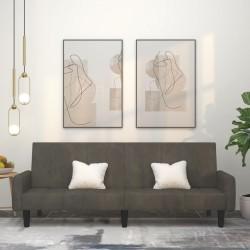vidaXL Maleta trolley de piloto de aluminio plateado 54x44x21 cm