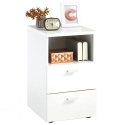 vidaXL Maletín de herramientas aluminio plateado 46x33x16 cm